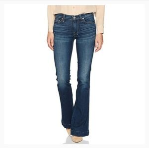 7 for All Mankind Slim Trousers